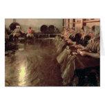La cervecería grande, 1890 tarjetas