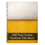 La cerveza burbujea primer libro de apuntes