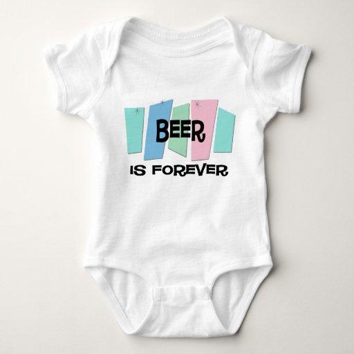La cerveza es Forever T Shirt