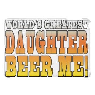 La cerveza más grande de la hija de los mundos de