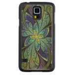 La Chanteuse IV Carved® Maple Galaxy S5 Case