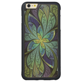 La Chanteuse IV Carved Maple iPhone 6 Plus Bumper Case