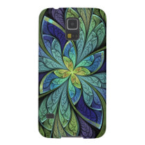 La Chanteuse IV Colorful Abstract Galaxy Note 4 Case