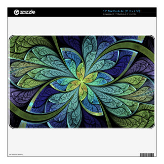 "La Chanteuse IV MacBook Air 11"" Laptop Skin"