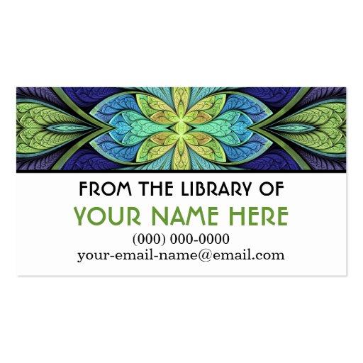 La Chanteuse IV Media Cards Business Card