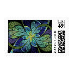 La Chanteuse IV Postage Stamp - Medium
