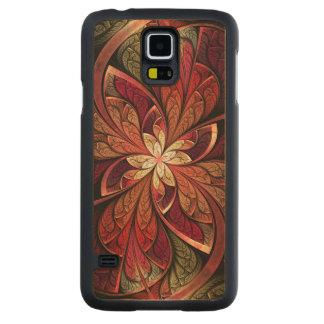 La Chanteuse Rouge Carved® Maple Galaxy S5 Case