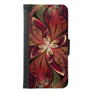 La Chanteuse Rouge Samsung Galaxy S6 Wallet Case