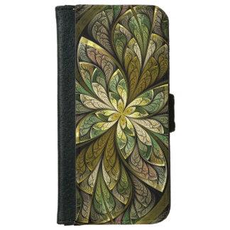 La Chanteuse Vert iPhone 6 Wallet Case