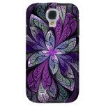 La Chanteuse Violett Galaxy S4 Case
