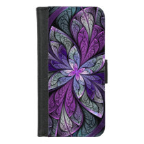 La Chanteuse Violett iPhone 6 Wallet Case