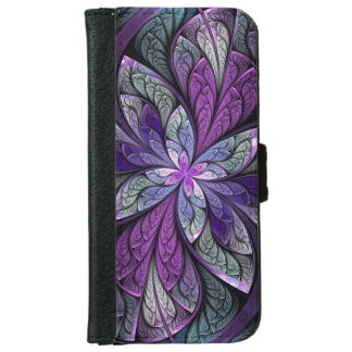 La Chanteuse Violett iPhone 6 Wallet Case