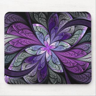La Chanteuse Violett Mouse Pad