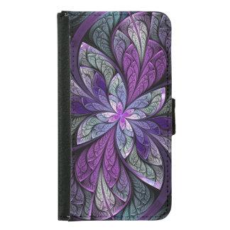 La Chanteuse Violett Samsung Galaxy S5 Wallet Case