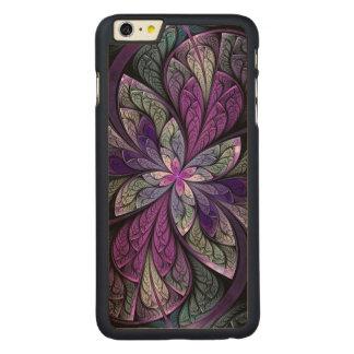 La Chanteuse Violett Wood iPhone 6 Plus Case Carved® Maple iPhone 6 Plus Slim Case