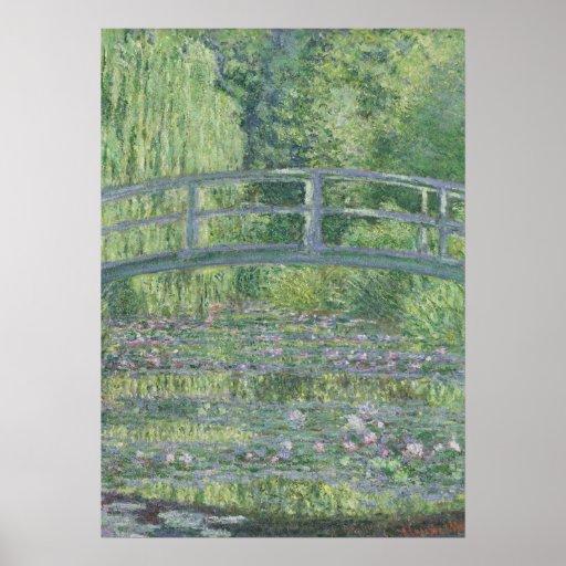 La charca de Waterlily: Armonía verde, 1899 Impresiones