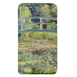 La charca del Agua-Lirio de Monet Bolsillo Para Galaxy S5