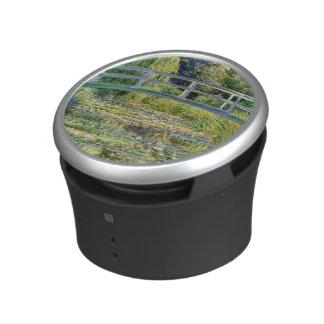 La charca del Agua-Lirio por la bella arte de Altavoz Con Bluetooth