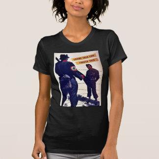 La charla floja puede causar esto camisetas