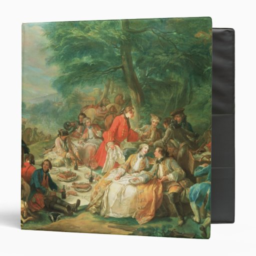 La Chasse, 18th century Binder