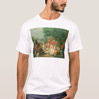 La Chasse, 18th century T-Shirt