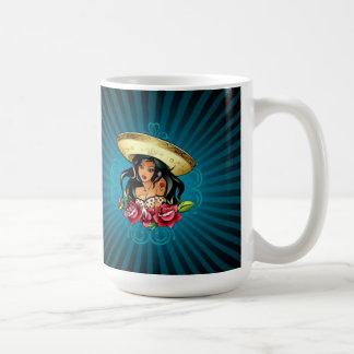 La Chica Latina Mug