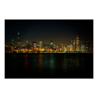 LA CHICAGO ASOMBROSA POSTERS