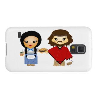 La China del gaucho y del EL Carcasas Para Galaxy S5