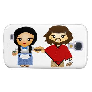 La China del gaucho y del EL Funda Para Galaxy S4