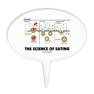La ciencia de la consumición (humor de la biología decoraciones para tartas