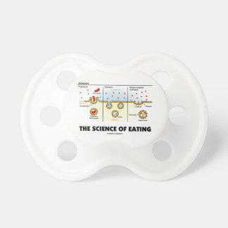 La ciencia de la consumición (humor de la biología chupetes de bebé