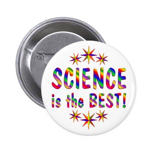 La ciencia es el mejor pins