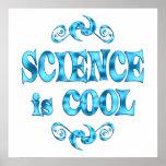 La ciencia es fresca posters
