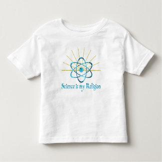 La ciencia es mi religión tshirt