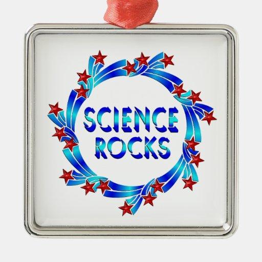 La ciencia oscila la diversión ornamento para reyes magos