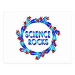 La ciencia oscila la diversión postales