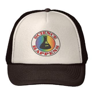 La ciencia sucede gorras