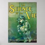 La Ciencia y la Vida (Francia - 1937) Póster