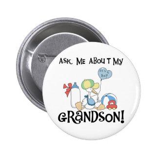 La cigüeña pregunta por nieto pins