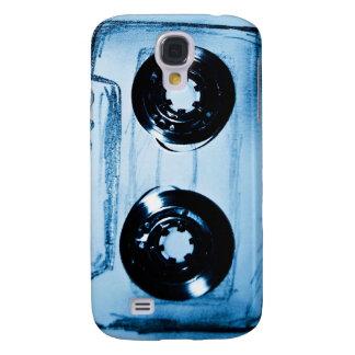 La cinta de casete samsung galaxy s4 cover