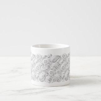 La cinta de Pailey agita en la plata 2 - taza del Tazitas Espresso