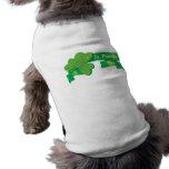 La cinta de St Patrick Camisa De Perro