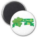 La cinta de St Patrick Iman