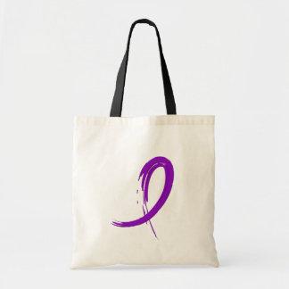 La cinta púrpura A4 de la sarcoidosis Bolsa Tela Barata