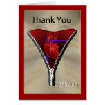La cirugía de corazón le agradece cardar tarjetas