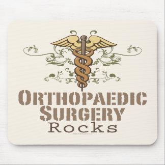 La cirugía ortopédica oscila Mousepad