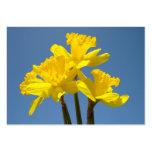 La cita carda la naturaleza floral de las flores d tarjetas de visita