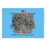 La cita de JFK que envió a seres humanos a la luna Felicitaciones