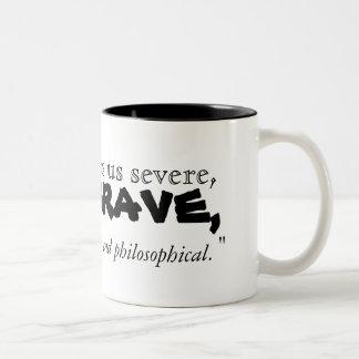 La cita de Jonathan Swift sobre el café - taza