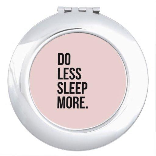 La cita divertida hace rosa inspirado menos anti espejos maquillaje